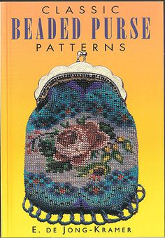 Classic Beaded Purse Patterns Book (Like New) at Sova-Enterprises.com Lots of free beading and crafting patterns are available!