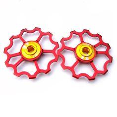 MT ZOOM Jockey Speed Wheels Pair, 5.6g