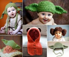 Star Wars Crochet Free Patterns