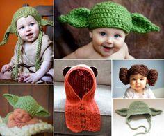 Star Wars Crochet Free Patterns