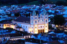 Igreja do Santíssimo Salvador da Sé de Angra do Heroísmo, Terceira, Açores