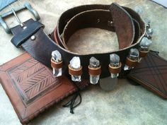 URBAN SHAMAN belt by IndigoandAmber on Etsy, $120.00