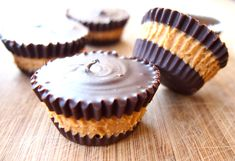 2 Ingredient Homemade Reeses Peanut Butter Cups Recipe