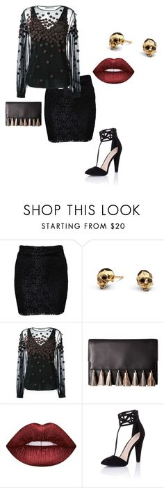 """""""Rebekah Mikaelson 1.2 {The Originals}"""" by sarah-natalie on Polyvore featuring NLY Trend, Kasun, Sportmax, Rebecca Minkoff, Lime Crime, Little Mistress, TheOriginals, cw and rebekahmikaelson"""