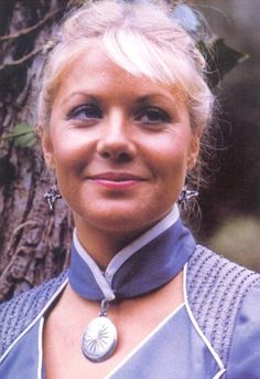 Glynis Barber, Science Fiction, Best Sci Fi Series, Blond, Sci Fi Tv Shows, Vintage Television, Bbc Tv, Sci Fi Movies, Actresses