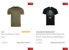 Outlet46: Herren-T-Shirts im Sale zu Preisen ab 2,99 Euro https://www.discountfan.de/artikel/klamotten_&_schuhe/outlet46-herren-t-shirts-im-sale-zu-preisen-ab-299-euro.php Bei Outlet46 sind ab sofort Herren-T-Shirts im Sale zu Preisen ab 2,99 Euro zu haben. Zum Start der Aktion sind über 500 verschiedene Modelle im Angebot. Outlet46: Herren-T-Shirts im Sale zu Preisen ab 2,99 Euro (Bild: Outlet46.de) Die Herren-T-Shirts im Sale ab 2,99 Euro sind nur für kurze Zeit... #TS