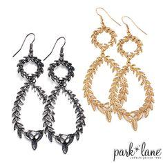 Tier Drop Pierced Earrings I Park Lane Jewelry