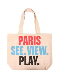 See View Play Tote by Flight 001 on Gilt.com