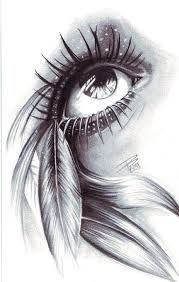 Sketch Eyes Cool eye drawing The highlight on the lower lashes really creates the illusion that it is standing away from the skin. Cool Eye Drawings, Realistic Eye Drawing, Drawing Eyes, Beautiful Drawings, Drawing Sketches, Painting & Drawing, Eye Sketch, Cool Drawings Tumblr, Really Cool Drawings