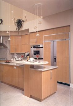 vertical grain cabinets