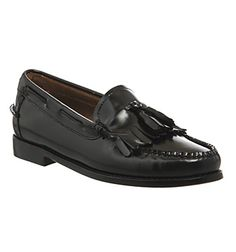 Office Vibe Loafers Black Leather Black Mesh - Flats. from office.co.uk ·  Kiltie Moc loafers
