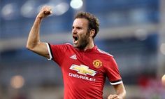 Manchester United's Juan Mata urges his side to move on