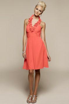 "Liz Fields Bridesmaid Dresses - Style 362 [362] - $138.00 : Wedding Dresses, Bridesmaid Dresses and Prom Dresses at BestBridalPrices.com ""hot pink"" color"