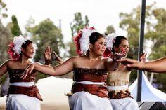 Siva Samoa at Pacific Unity Festival 2012