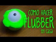 Cómo hacer Flubber - Moco - Blandiblu - YouTube