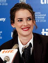 Winona Ryder - Wikipedia, the free encyclopedia