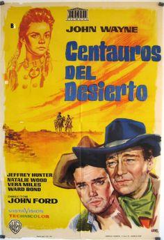 Los cines Verdi reestrenan Centauros del Desierto #TheSearchers