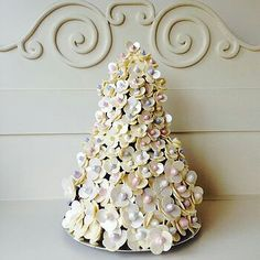 White chocolate button and mini egg cake!