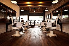 Baxter Finley Barber Shop, 515 N. La Cienega Blvd. West Hollywood, CA
