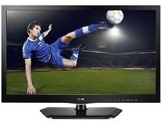 """NEW LG 28"""" LED LCD TV 28LN4500 Television. Deal Price: $179.99. List Price: $249.99. Visit http://dealtodeals.com/lg-led-lcd-tv-28ln4500-television/d17326/audio-video-tvs/c42/"""