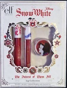 "Disney Snow White ""The Fairest of Them All"" Lip Collection By E.l.f. Elf http://www.amazon.com/dp/B00M8JQTCO/ref=cm_sw_r_pi_dp_oyg6tb1TA6WD6"