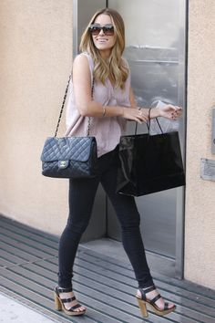 lauren conrad...purse and shoes!