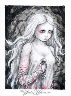 Lady Fanhir (ACEO)