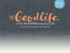 Goodlife Type Family on Behance