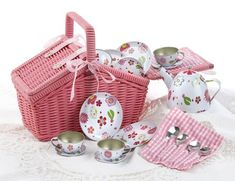 Delton Children's Tin Tea Set with Pink Daisies Delton,http://www.amazon.com/dp/B0073HNDWK/ref=cm_sw_r_pi_dp_5chmtb0PVWXFP0Y6