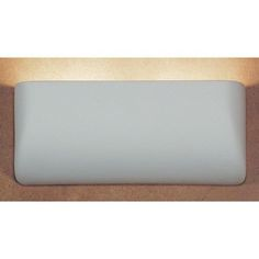 Heat Treated Steel Gran Balboa Fluorescent Wall Sconce - (In Heat Treated Steel)