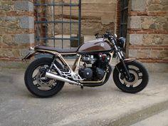 Honda CB900F Custom – BOLDOR by MOTO BIKE Badajoz