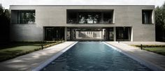 """Completed in 2016 in Tehran, Iran. Images by Ali Daghigh , Abdolreza Bassiri . . This project seeks to develop one of the essential structures of Persian architecture, The"""" Garden"""". In a persian garden, architecture seeks to see..."""