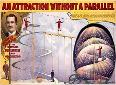 Vintage circus posters for sale, finest quality, framing optional. Circus Room, Circus Art, Night Circus, Poster Ads, Sale Poster, Vintage Circus Posters, Vintage Market, Sideshow, Great Memories