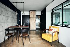 House Tour: $65,000 renovation for this modern industrial-style four-room HDB unit