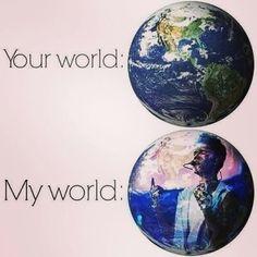 MyWorld** ♥️JB
