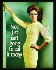 Funny Work Quotes : QUOTATION – Image : Quotes Of the day – Description Vintage retro humor, smart assy funny quotes Sharing is Caring – Don't forget to share this quote ! Sassy Quotes, Super Quotes, Sarcastic Quotes, Funny Quotes, Diva Quotes, Sassy Sayings, Funny Sarcastic, Retro Humor, Vintage Humor