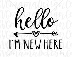 Im new here add me on snap Austin Bhandari Cricut Baby Shower, Baby Shower Pin, Silhouette Cameo Projects, Silhouette Design, Baby Svg, Cricut Creations, Cricut Vinyl, Baby Scrapbook, Free Baby Stuff