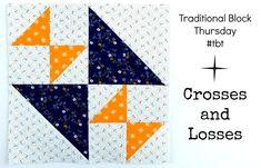 http://www.pennyrosefabrics.com/blog/2015/6/25/traditional-block-thursday-crosses-losses/