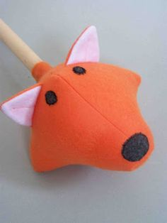 Made by Me. Shared with you.: The Fantastic Mr. Hobby Fox