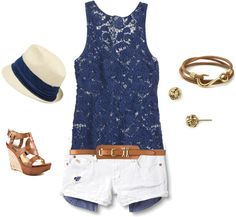 Call Me Navy, created by lynsie81 on Polyvore