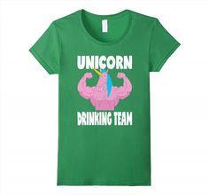 19.95$  Watch here - http://vipzi.justgood.pw/vig/item.php?t=kbfav00992 - Unicorn Drinking Team Vintage Unicorns Bar Party T-Shirt Women