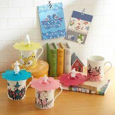 Moomin mug cup with a cover Hattifattener Moomin Mii Snufkin New Made in Japan Moomin Mugs, Mug Cup, Japan, Tableware, Cover, How To Make, Smile, Ebay, Okinawa Japan