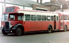 1951 Eastern Counties a Bristol (LNG in 1965 outside Ipswich garage, serving on Route 22 south to Mistley, near Manningtree in Essex, via Holbrook. Route 22, Bus City, Michael Carter, Routemaster, Living In England, Bus Coach, Bus Station, Busses, Old Trucks