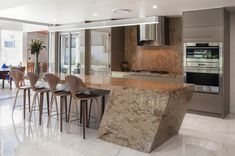 Style Kitchens By Design are a kitchen company building luxury kitchens in QLD. New Kitchen Designs, Stone Kitchen, Luxury Kitchens, Kitchen Styling, Check, Furniture, Home Decor, Decoration Home, Room Decor