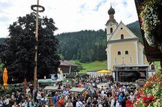 """Going am Wilden Kaiser: Urlaub am """"Bergdoktor""""-Drehort - TRAVELBOOK.de"""