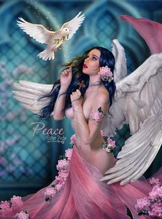Erotic Angel Art