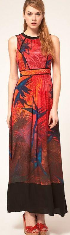Vestidos Coloridos / Colored Dresses