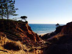Praia de Falesia, Algarve