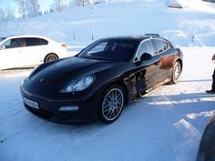 #Porsche Panamera