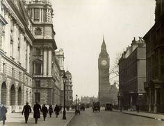 London - 1923
